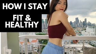 how i stay fit and healthy part 1 vlog 3