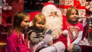 Spotkanie ze świętym Mikołajem w Ostrowi Mazowieckiej