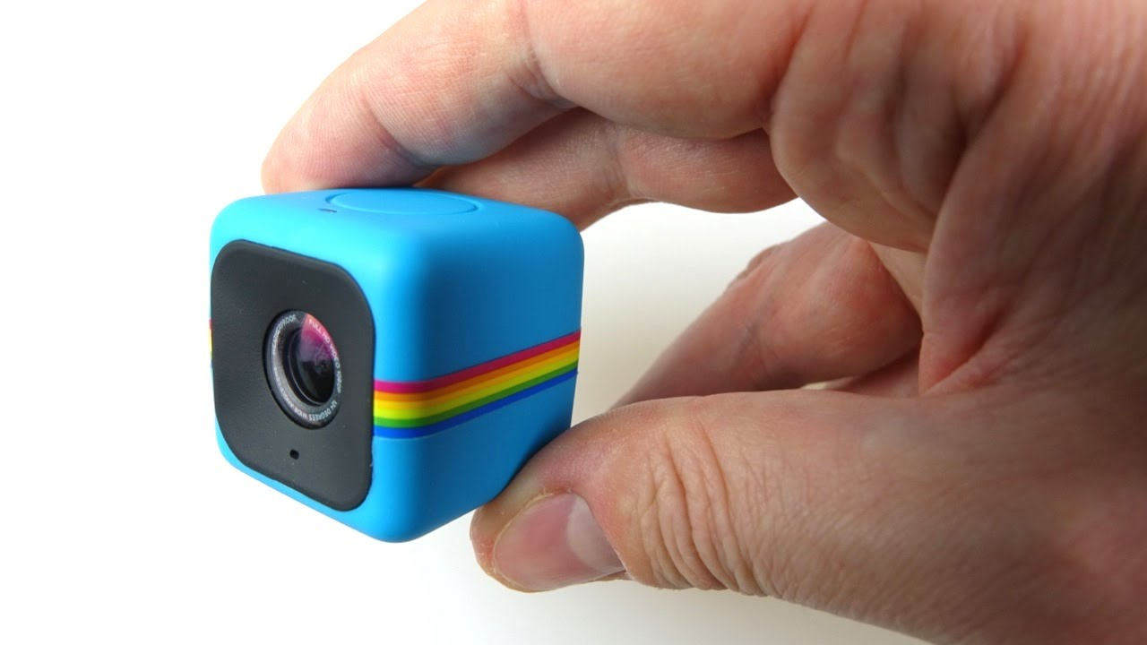 5db7b87fed Polaroid Cube - Full Review with Sample Clips - YouTube