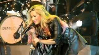 Download You're My Only Shorty - Demi Lovato in Salt Lake City MP3 song and Music Video