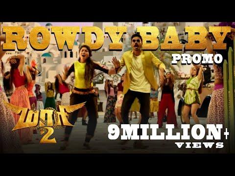 Maari 2 - Rowdy Baby (Video Promo) | Dhanush | Yuvan Shankar Raja | Balaji Mohan