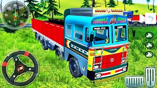 Offroad Indian Truck Driver Simulator 2020 - Cargo Duty Truck Driving - Android GamePlay screenshot 2