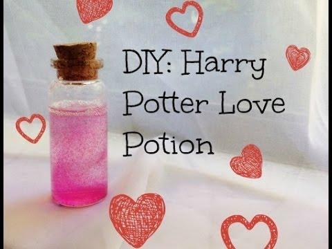Love potion recipes easy