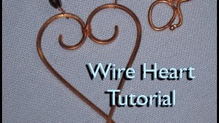 How to Make Wire Hearts
