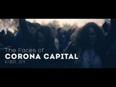 The Faces of Corona Capital 2014