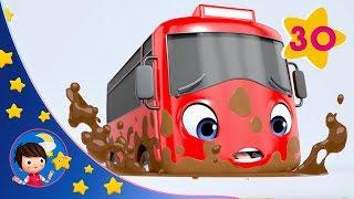 Sleeping Baby   GoBuster - Stuck in the Mud   Kids Videos   Nursery Rhymes   Little Baby Bum