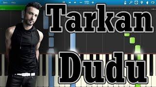 Tarkan - Dudu [Piano Tutorial] Synthesia