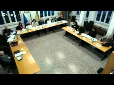 Consiglio Comunale del 16/02/2015 - Monte Porzio Catone (con audio migliore)