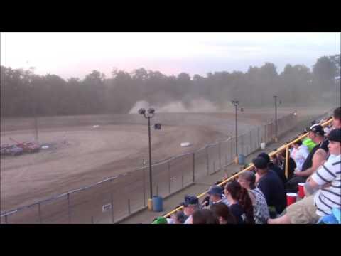 Butler Motor Speedway Sprint Heat #2 6/18/16