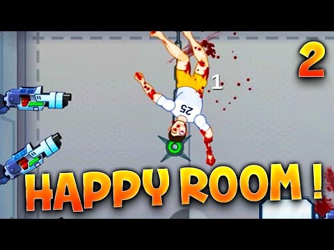 HAPPY ROOM - Ep.2 : CA PIQUE UN PEU PARTOUT ! - NAWAK FANTA SHOW - Gameplay PC FR FantaBobGames