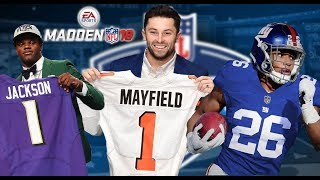 Madden 19 Release Date