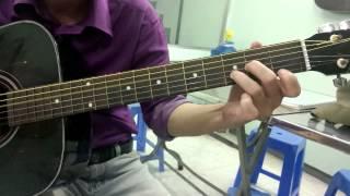 Guitar solo intro bài Người Ấy (Trịnh thăng bình)