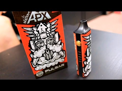 Pulsar APX Vaporizer Review