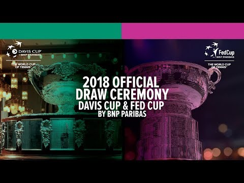 2018 Davis Cup and Fed Cup Draws