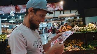Влог. Наши покупки в магазине и цены на Бали. 