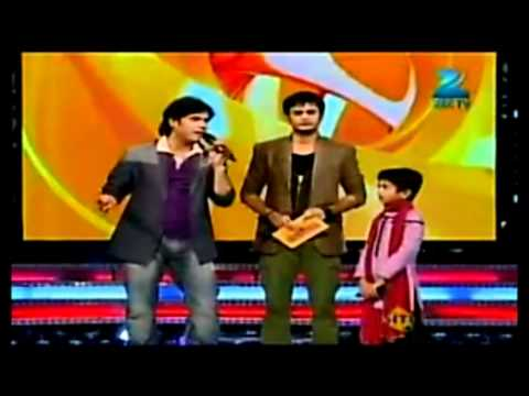 Javed Ali -Childhood Video SareGama