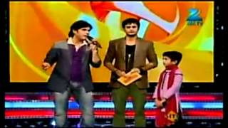 Javed ali -childhood video saregama