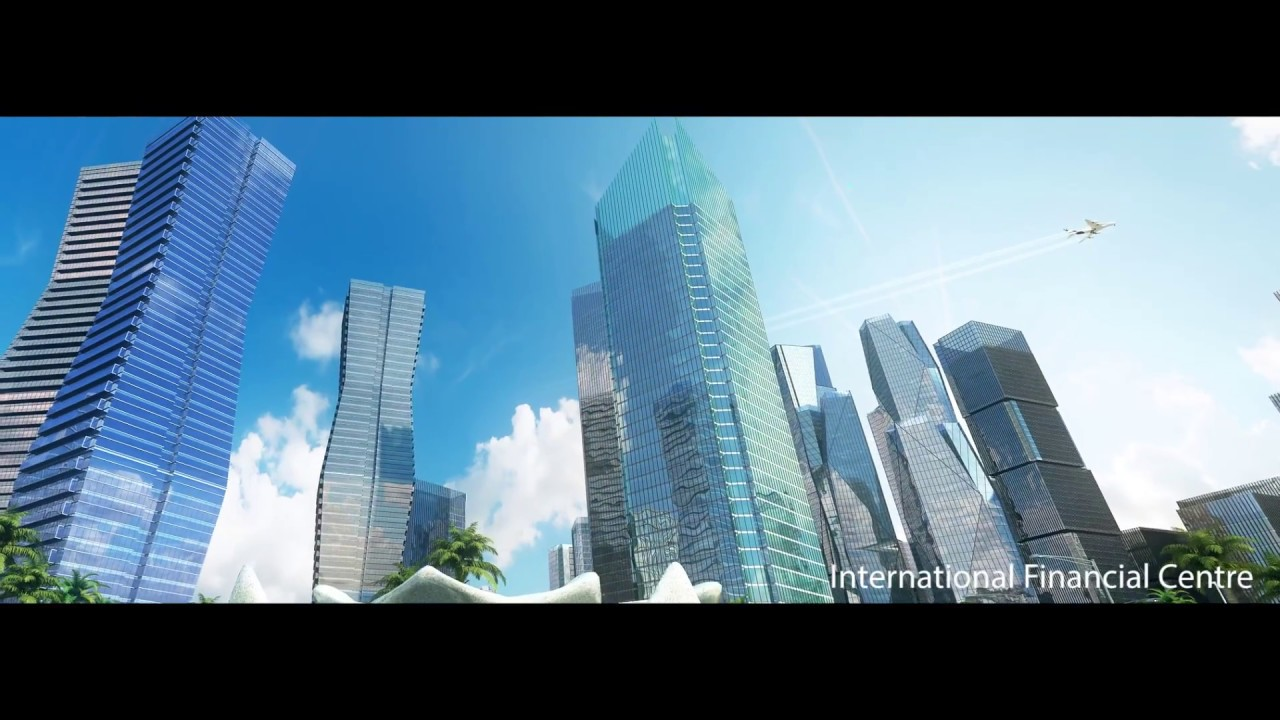 Port City Colombo Sri Lanka A World Class City For South Asia