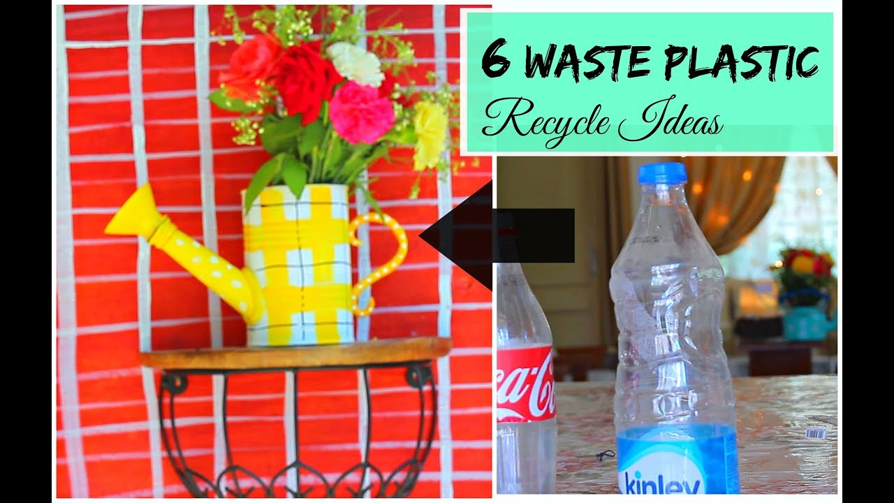 21 Best Ideas to Recycle PLASTIC BOTTLES at home/ DIY home decor