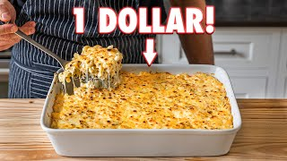 1 Dollar Fancy Mac and Cheese | But Cheaper