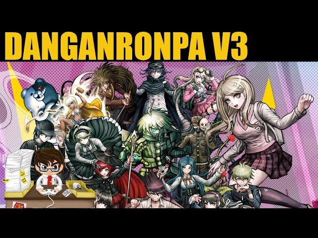 The Shape Of The Land - Trial 4 Part 1 - Danganronpa V3 Part 31