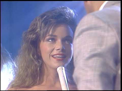 American Bandstand 1987- Interview Big Trouble