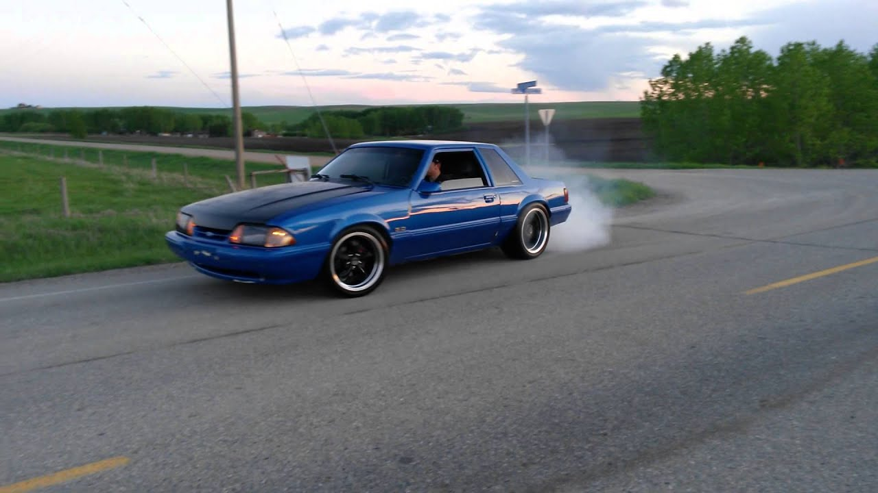 blown fox body mustang youtube. Black Bedroom Furniture Sets. Home Design Ideas