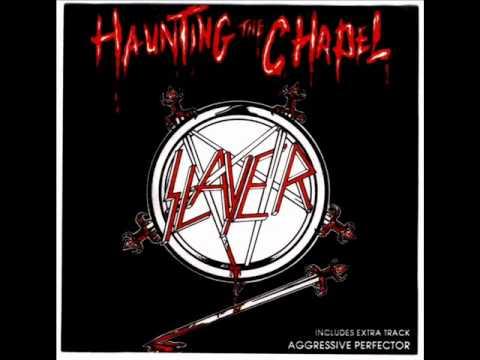 Slayer - Aggressive Perfector (Haunting the Chapel) [HQ] mp3