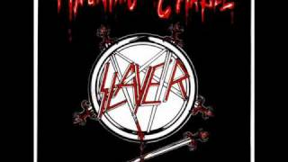 Slayer - Aggressive Perfector (Haunting the Chapel) [HQ]