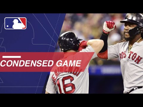 Condensed Game: BOS@TOR - 5/12/18