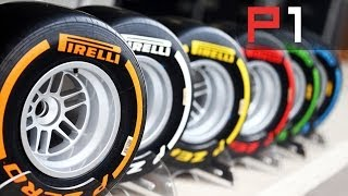 How to make an F1 Pirelli tyre 2013