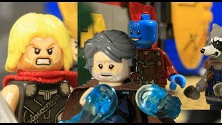 LEGO GUARDIANS OF THE GALAXY - The Connection!