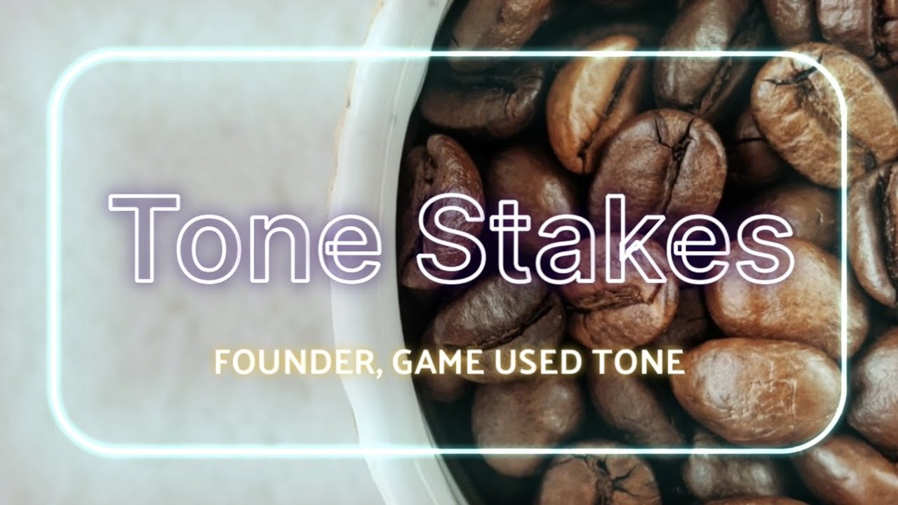 FIRST CUP - Tone Stakes
