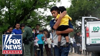 Border Patrol releasing migrants due to overcrowding: Report
