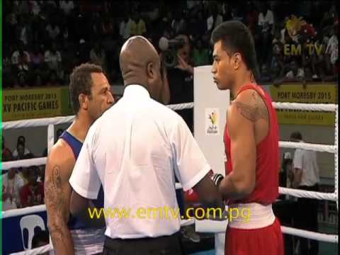 Boxing Preliminaries Update | XV Pacific Games Day #12 #EMTVPacGames