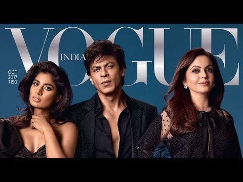 Mithali Raj outshines Shah Rukh Khan on Vogue magazine cover