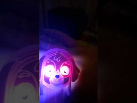 My Skye Paw Patrol LED light