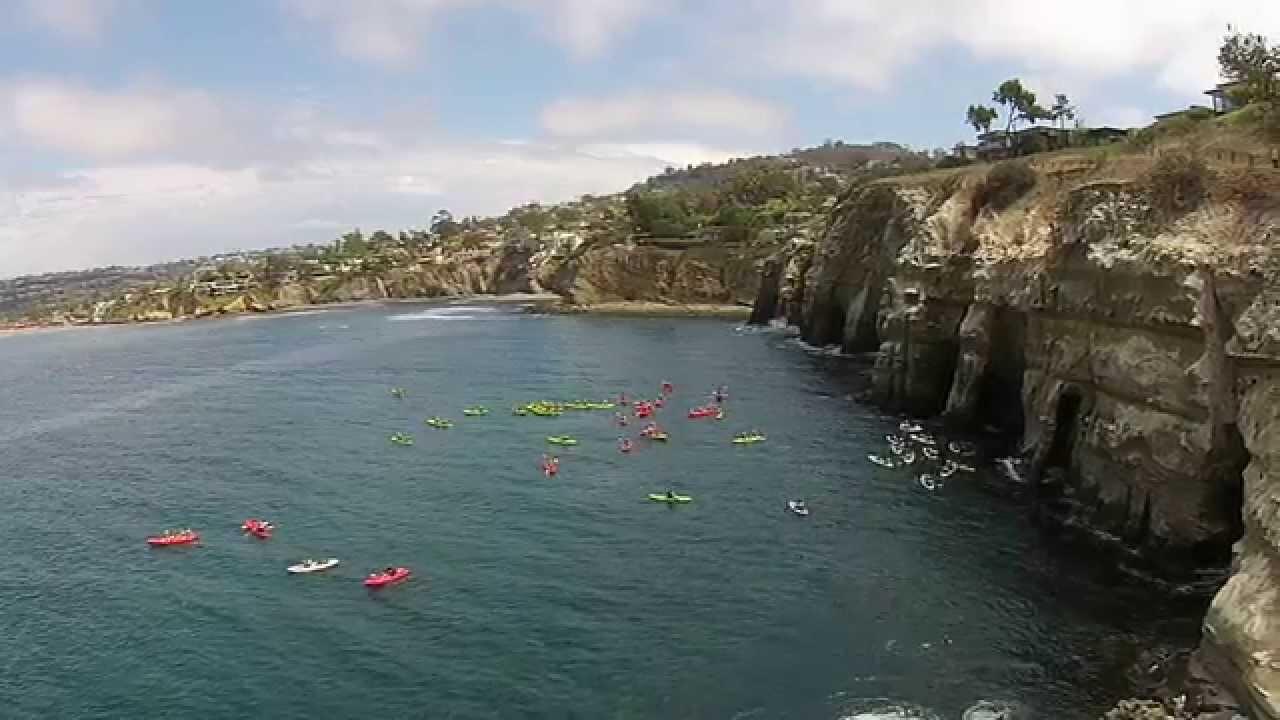 La Jolla Shores Kayak Tours