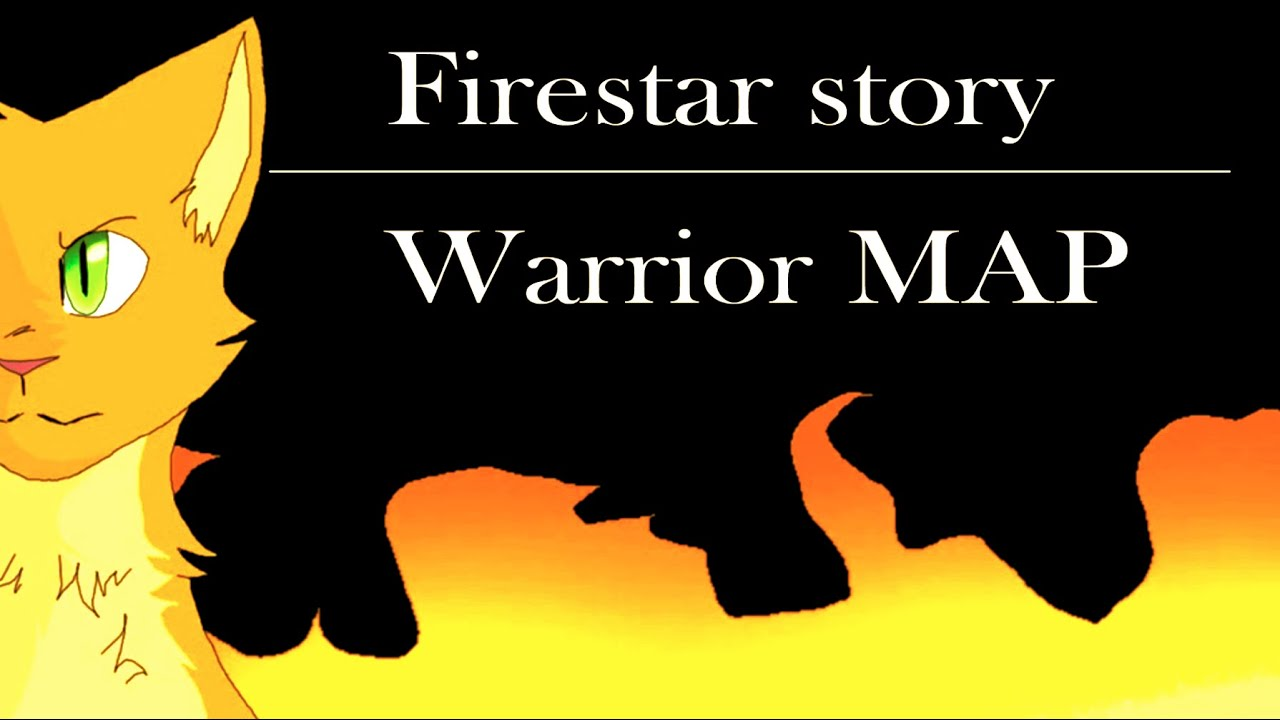 spoiler�firestar story� complete map youtube