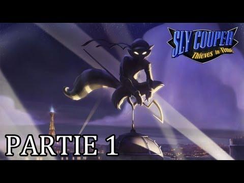 Sly Cooper Voleurs à travers le temps - Playthrough #1 [HD]