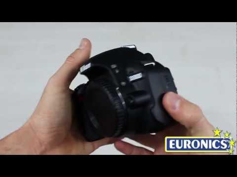 Fotocamera Nikon D3100