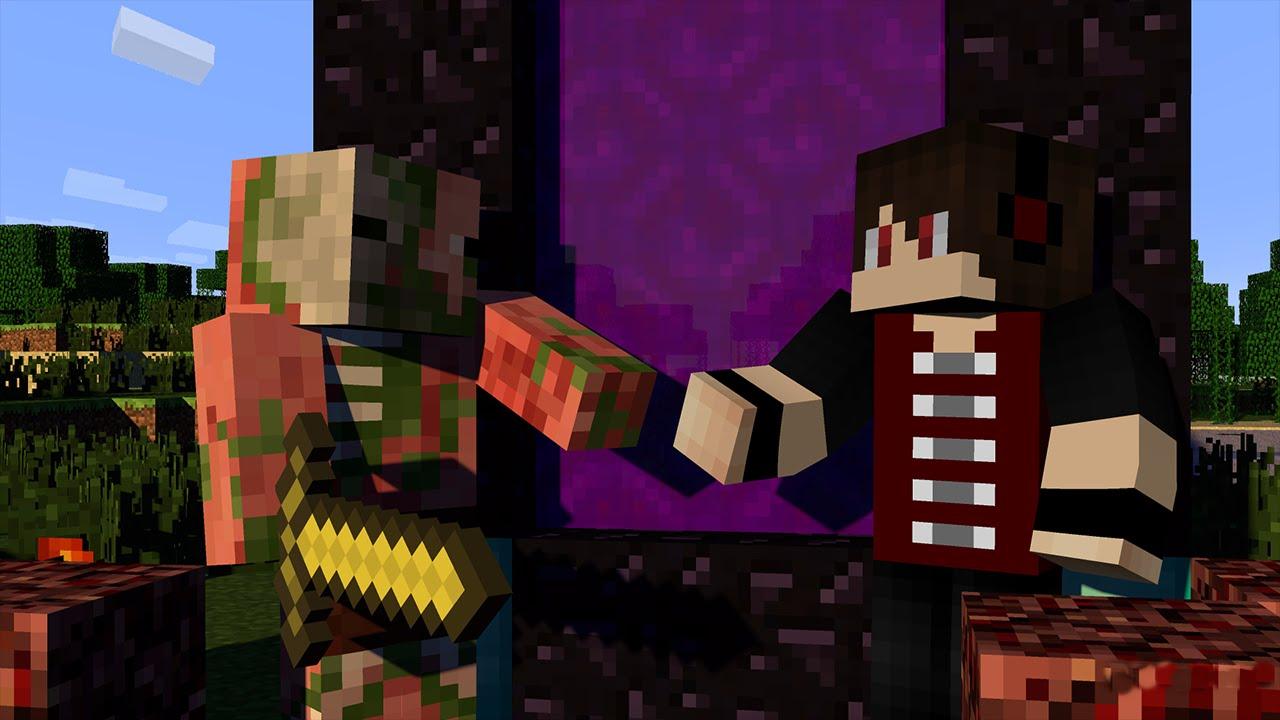 Download Minecraft Uçan Adalar Survival #4
