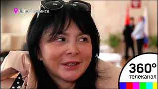 Несколько избирательных участков посетила и Марина Юденич как глава Совета по правам человека МО
