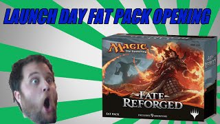 Launch Day Fate Reforged Fat Pack Opening Punts!