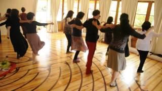 Zorba el Griego, Taller de Danzas Circulares, Centro Tremonhue, octubre, 2012