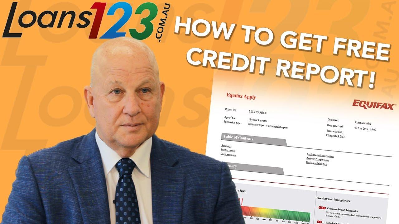 How to get your FREE Credit Report (WITHOUT Damaging your Credit Score)