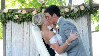 Addie and Rhett Heflin wedding