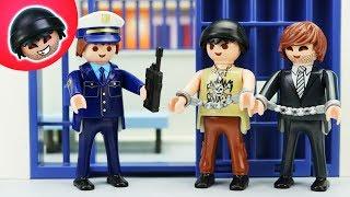 Die VERKLEIDEN CHALLENGE - Playmobil Polizei Film - KARLCHEN KNACK #203