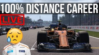 F1 2018 - 100% Distance Career Mode | Round 14: Monza