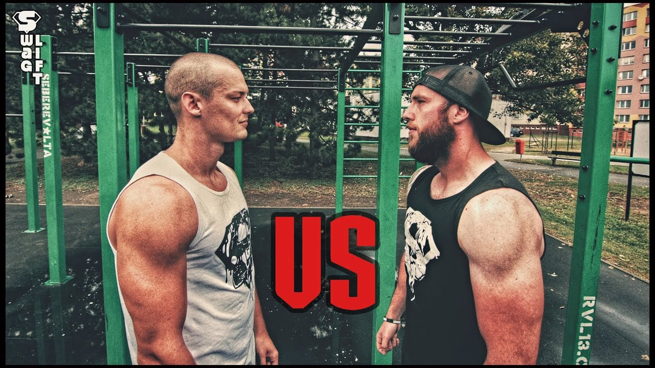 Street Workout VS Power Street Artist - Czech Strength Wars #4